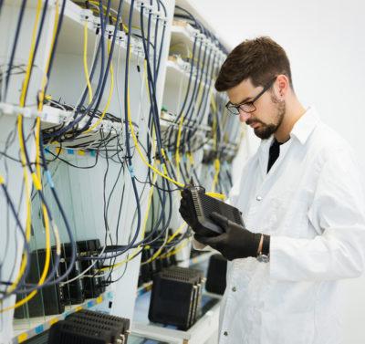 Studente del Master professionale Cisco CCNA