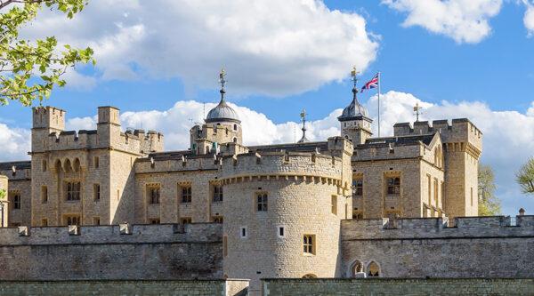 Foto della Torre di Londra
