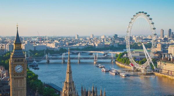 Paesaggio di Londra