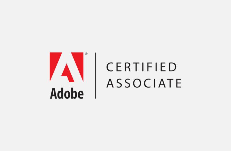Logo Adobe Certified Associate