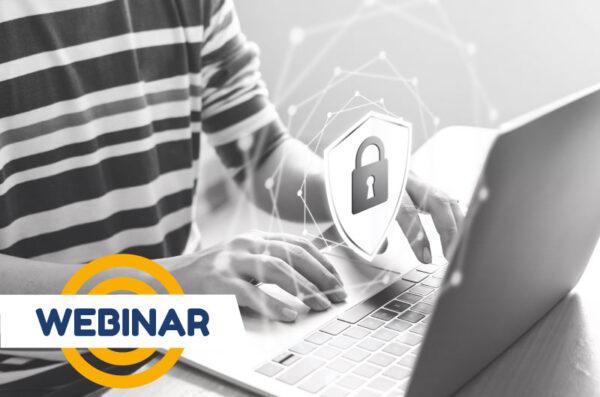 Copertina webinar sicurezza informatica, autenticazione e autorizzazione